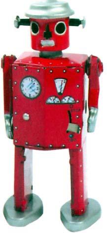ROBOT ATOMIC PETIT