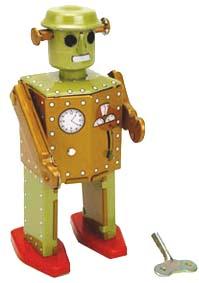 ROBOT ATOMIC VERD