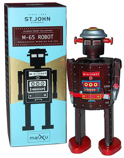 ROBOT M65 PETIT