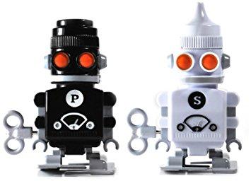 ROBOTS SALER-PEBRER