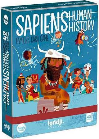 SAPIENS HUMAN HISTORY CARDS