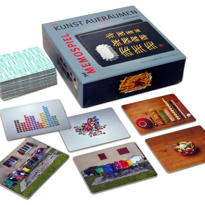 THE ART OF CLEAN UP THE MEMORY GAME
