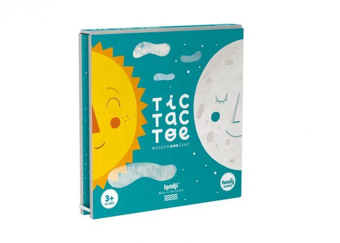 TIC TAC TOE SUN & MOON