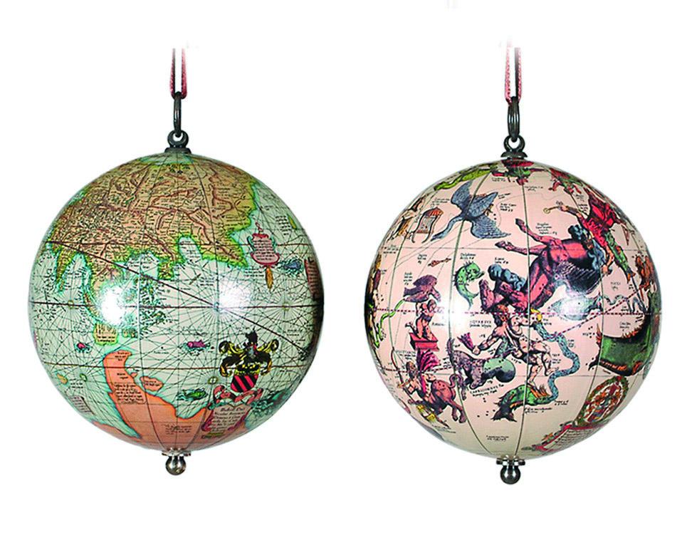 GLOBUS CEL I TERRA (1551)
