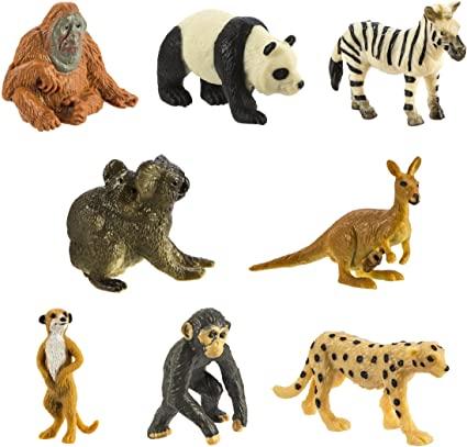 MINI PACK ANIMALS EXÒTICS