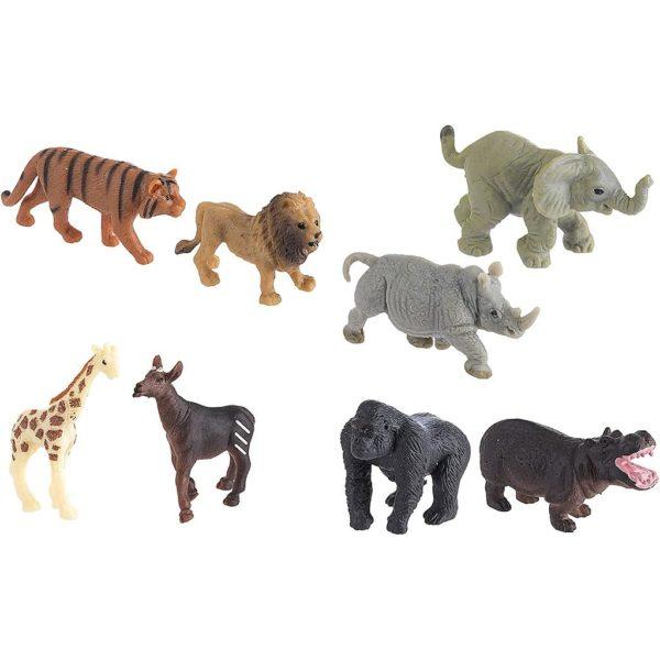 MINI PACK ANIMALS SALVATGES