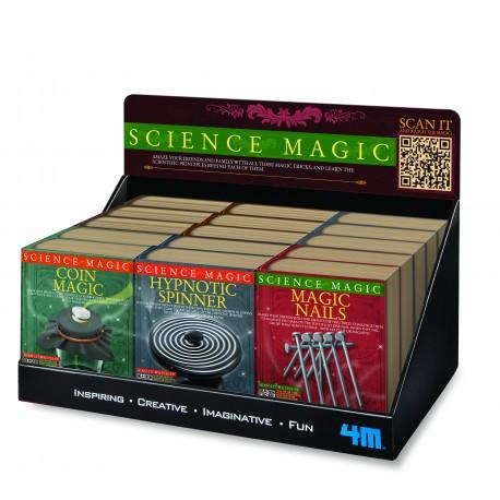 MINI SCIENCE MAGIC ILLUSION MAGIC