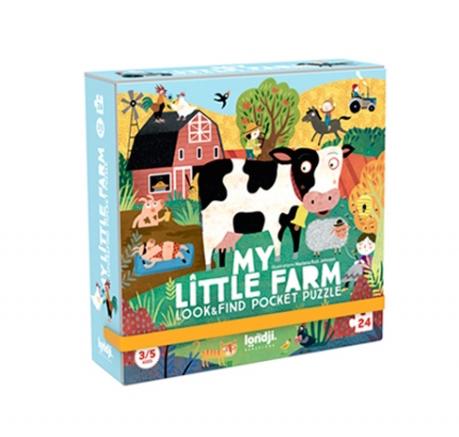 MY LITTLE FARM POCKET PUZZLE