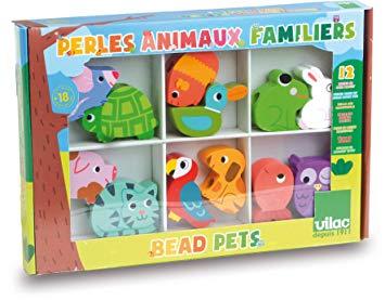 PERLES ANIMALS FAMILIARS