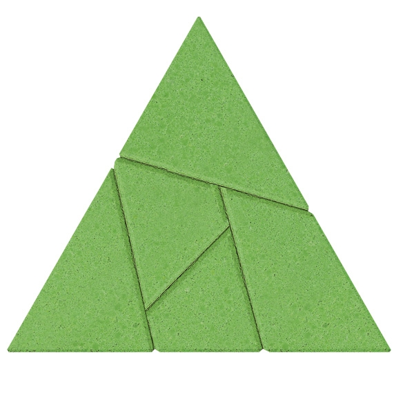 PUZZLE ANKER TRIANGLE