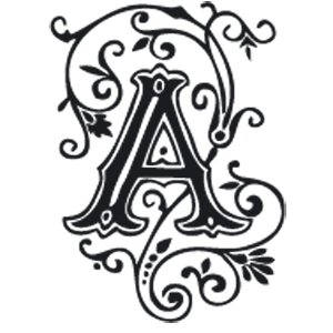 SEGELL ALFABET A