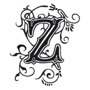 SEGELL ALFABET Z