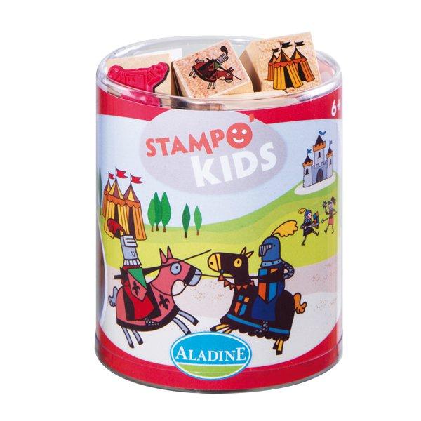 SEGELLS STAMPO KIDS CAVALLERS