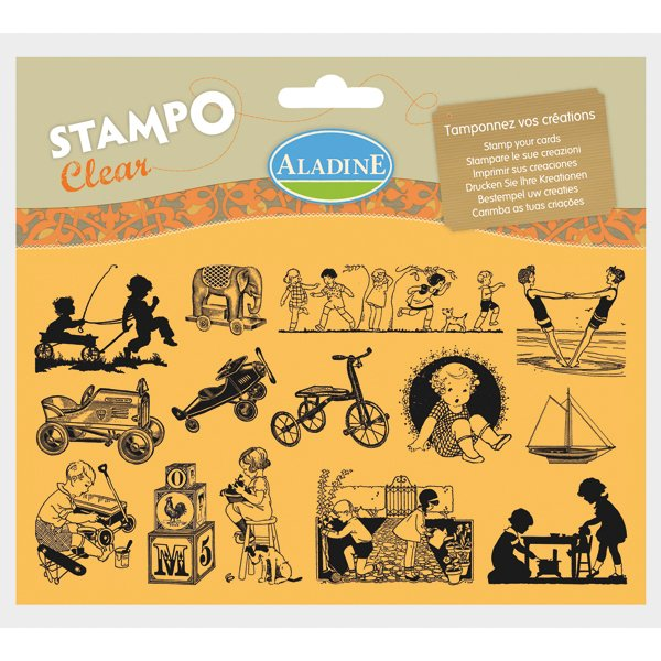STAMPO CLEAR ENFANCE