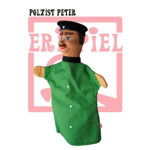 TITELLA POLICIA PETER