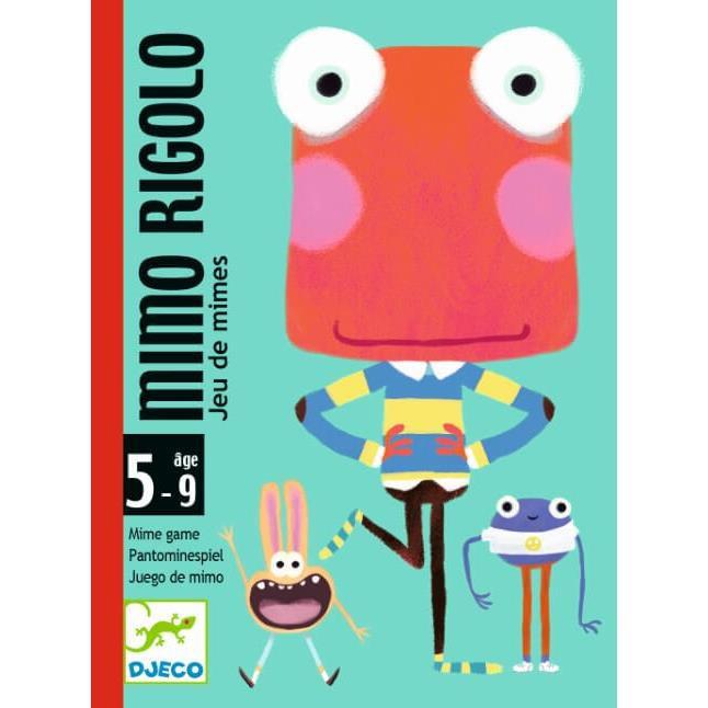 CARTES MIMO RIGOLO