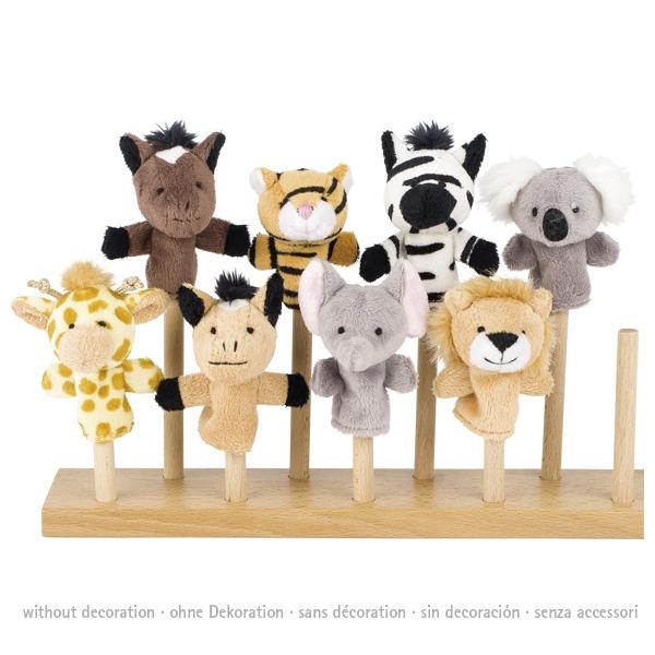 8 TITELLES DE DIT ANIMALS