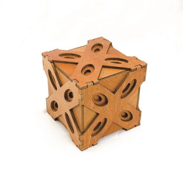 CAPSA SECRETA ANSWER BOX