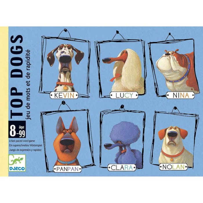 CARTES TOP DOGS