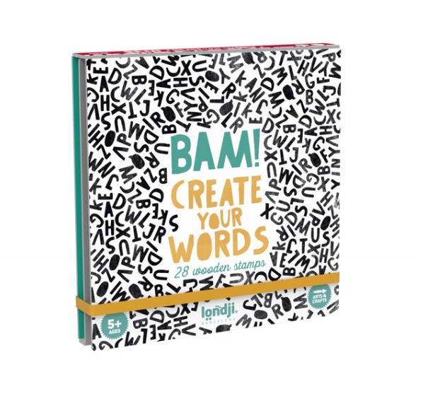 BAM! WORDS