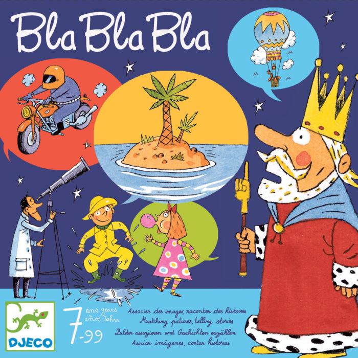 """JOC DE TAULA """"BLA-BLA-BLA"""""""