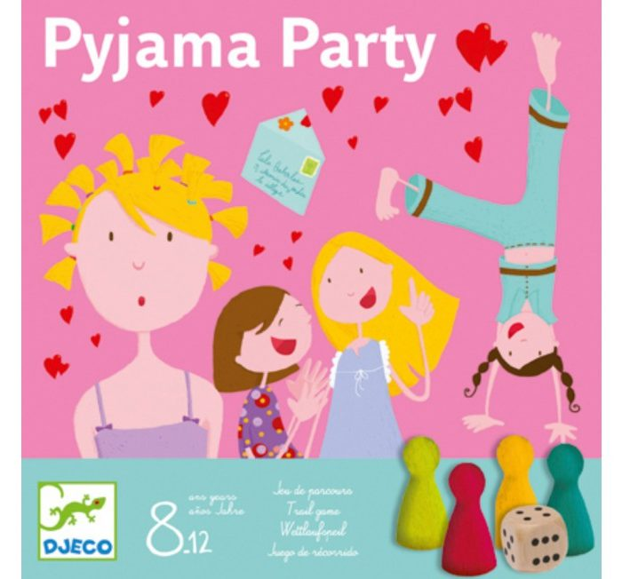 "JOC ""PYJAMA PARTY"""