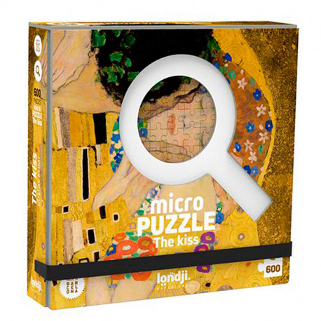 MICROPUZZLE THE KISS 600 PECES