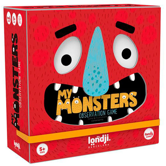 MY MONSTERS