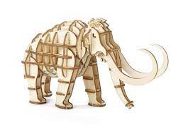 PUZZLE 3D MAMMOTH