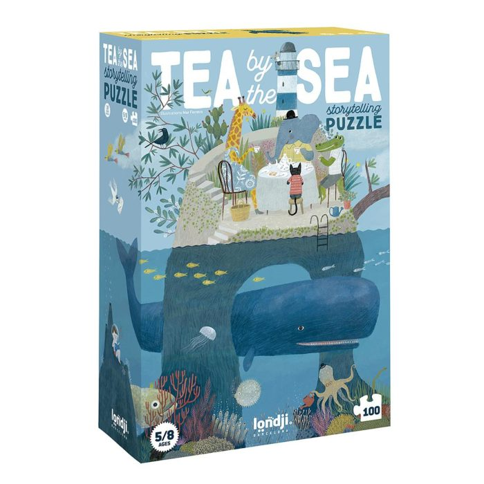 PUZZLE TEA BY THE SEA