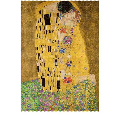 PUZZLE THE KISS - KLIMT 1000 PECES